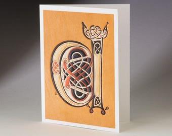 D - Sanblasiana Art Card