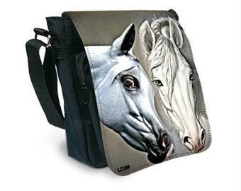 Bag horse pattern