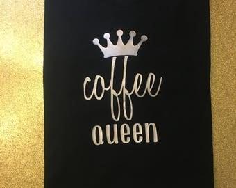 Coffee Queen T-Shirt