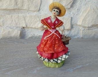 Doll Folk ornament decor