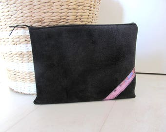 Cover padded Tablet case tablet, eReader, anthracite pouch