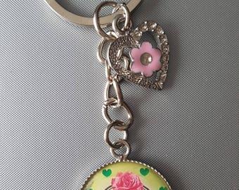 Keychain I love you Grandma