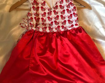 Toddler Girl Dress (size 5-6)