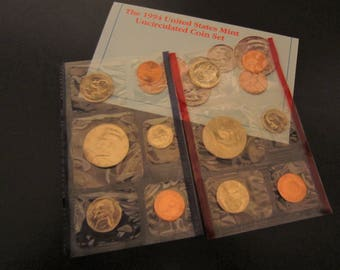 1994 P and D Uncirculated US Mint Coin Set
