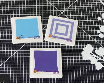 Die / cutting Toga - 08 DCT Cos - die shapes square