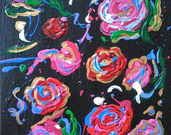 Space Roses