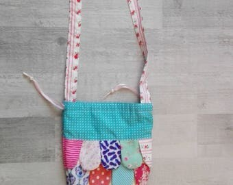 Blue fish Bag