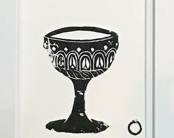 Cups - Art print