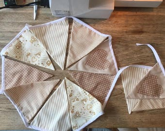Neutral Baby Bunting