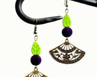 Phang Asian inspired earrings