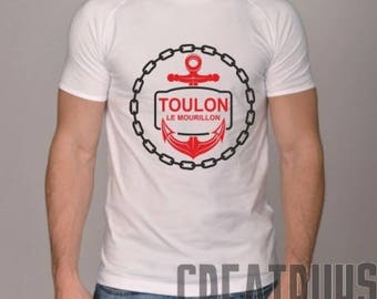 Toulon Navy (by flocking) t-shirt
