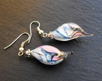 BCL.2513 Murano glass earrings