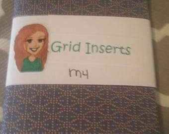 Mini Traveler's Notebook Inserts