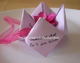 Petite origami paper in packs of 10