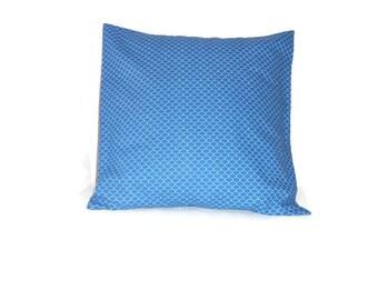 Cushion cover 40 X 40 cm Blue duck