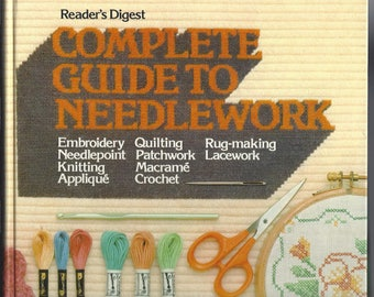 1979 COMPLETE GUIDE To NEEDLEWORK