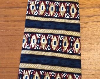 Silk Tie by G J Cahn