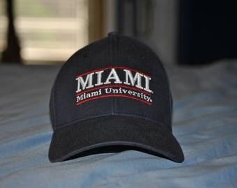 Vintage Miami University Adjustable Hat