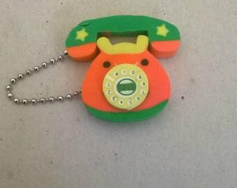 rubber silicone phone