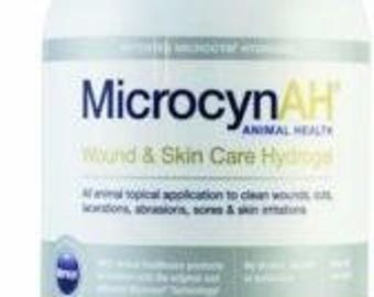 Microcyn AH Wound & Skin Care Hydrogel for all animals ( 16 oz )
