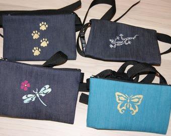 Custom setting size nuggets bag