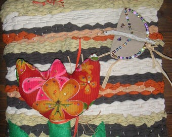 Wall Deco Tulip butterfly fabric