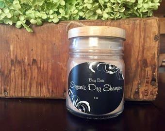 Organic Dry Shampoo | Natural Dry Shampoo (Dark hair)