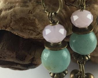 Free Spirit Earrings - Boho Earrings • Handmade Jewelry • Bohemian Jewelry • Ethnic Jewelry • Gifts for Her