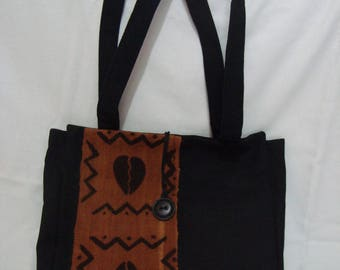 bogolan - unique handbag