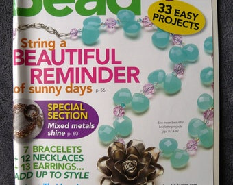 Journal Beadstyle Magazine March 2006 (volume 4 issue 2)