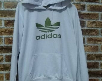ADIDAS Spell Out Big Logo Hoodies