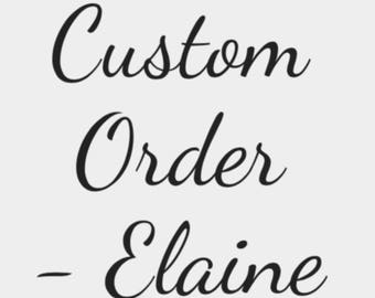 Customer Order Tumblers