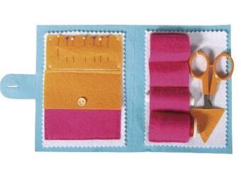 DIY kit: sewing kit, brand Rayher Hobby