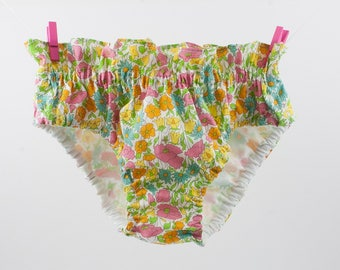 Maillot de bain fillette Liberty Poppy and Daisy
