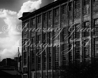 Printable Wall Art -Johannesburg Buildings , Original Photography print