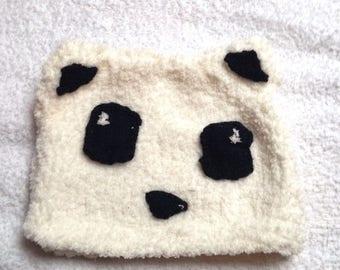 Little cute baby panda Hat