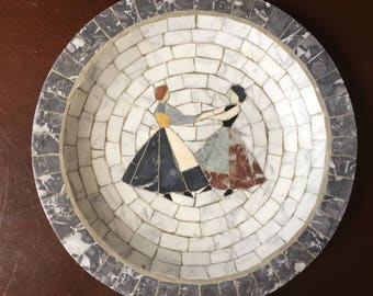 Heide Mosaics Denmark Bowl