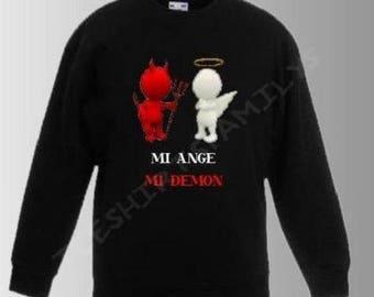 Angel or Devil Sweatshirt