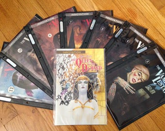 Anne Rice's Queen of the Damned #1 & The Vampire Lestat #3-5, 7, 9-11 Comics
