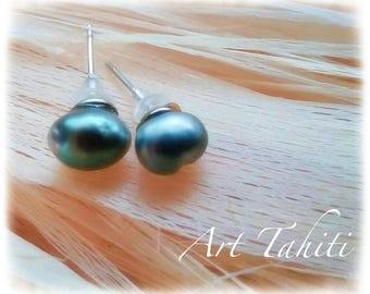 New Tahitian earrings