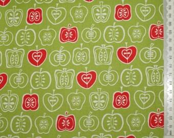 "Fabric - ""Juicy"" - Makower 01"