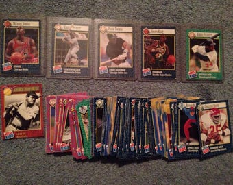Sports Illustrated for Kids Card Lot - Approx: 115 Cards (shy of) *Cards Listed*