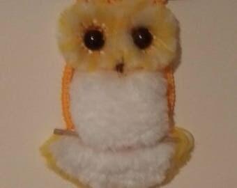 Fluffit Macrame Owl Large