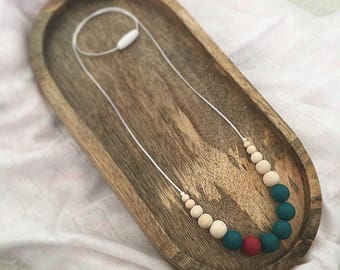 Teething Jewellery Necklace