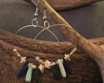 Sea Breeze Earrings