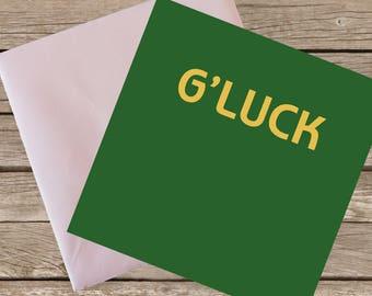 G'LUCK