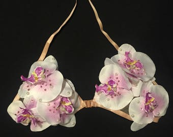 Orchid festival bra
