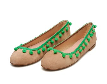 Isabel: flats/ballerina shoes