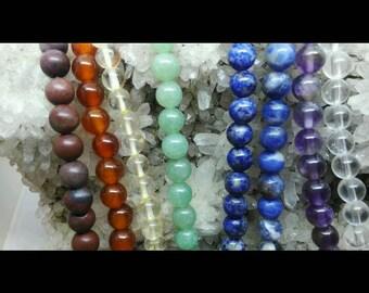 Chakra Align Bead Set