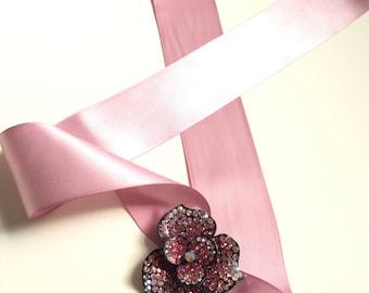 Evening and wedding bracelet